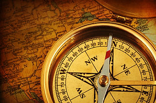 Compass with website terms and conditins