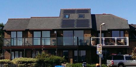 Discrete Solar Panels