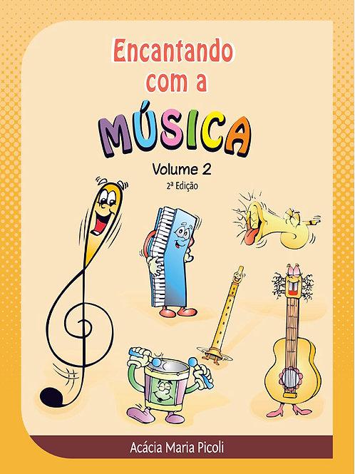 Encantando com a Música Volume 2 - Aluno