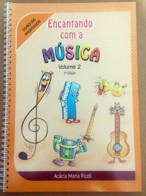 Encantando com a Música Volume 2 - Professor