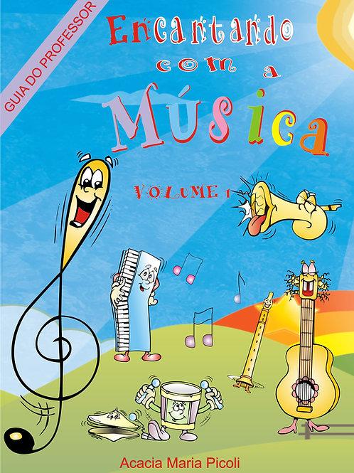 Encantando com a  Música Vol. 1 - Professor