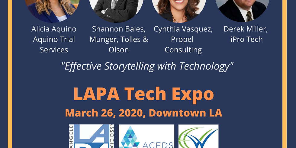 LAPA Tech Expo