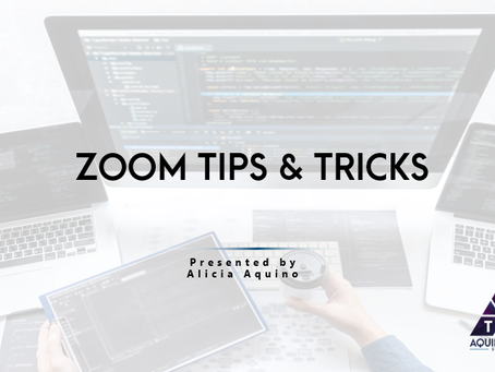Zoom Tips for Your Next Remote Court Appearance