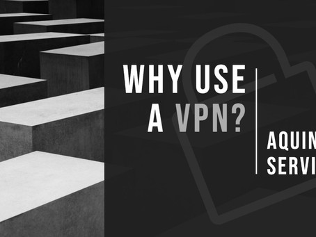 Why Use A Virtual Private Network?