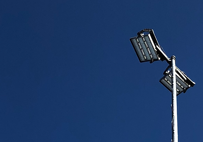 Led Sportveldverlichting via Onze Clubkracht