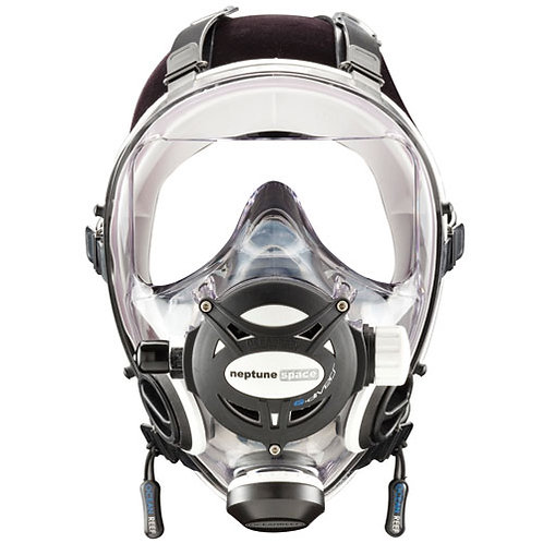 Ocean Reef Neptune Space G Full Face Mask Small/Medium White