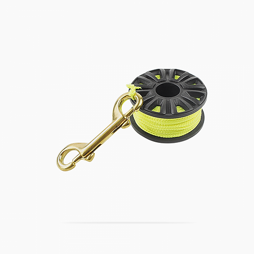 Finger Spool 100' Yellow