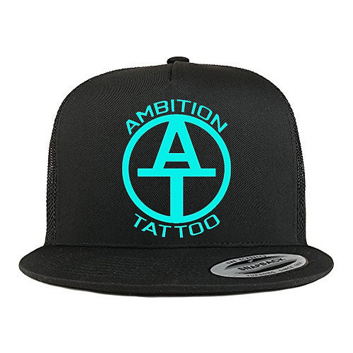 Ambition Tattoo Logo hat