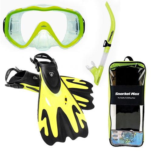 Snorkel Max - Snorkeling Package - Yellow