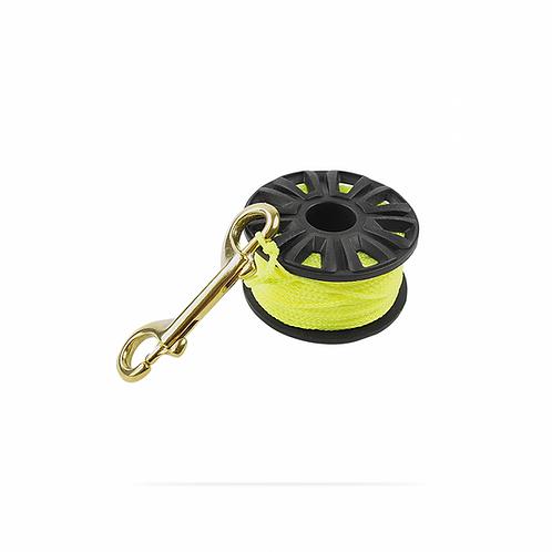 Finger Spool 150' Yellow