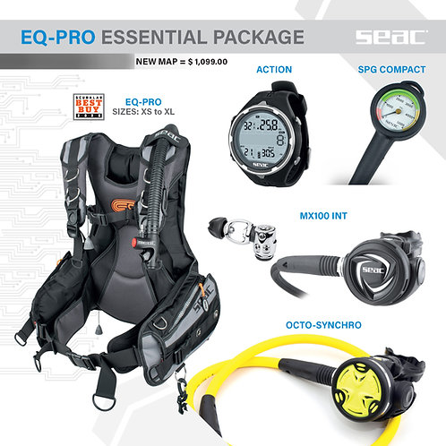 EQ-PRO Essential Package