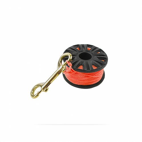 Finger Spool 150' Orange