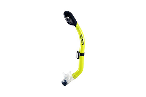 Crescent Jr. Dry Snorkel - Yellow -