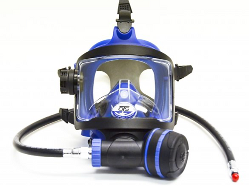 Guardian Full Face Mask Blue / Black
