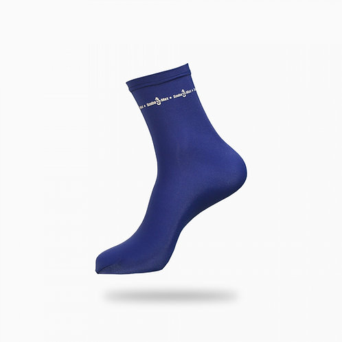 Lycra Sock Royal Blue