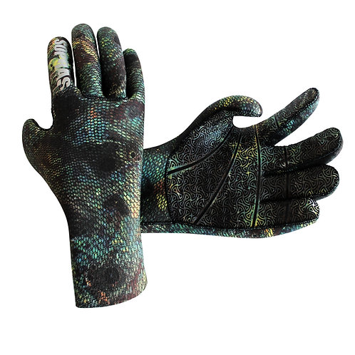 Sopras Apnea Freediving CAMOU Gloves 3mm