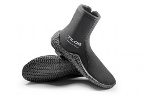 5mm Trufit Titanium Zip Boot
