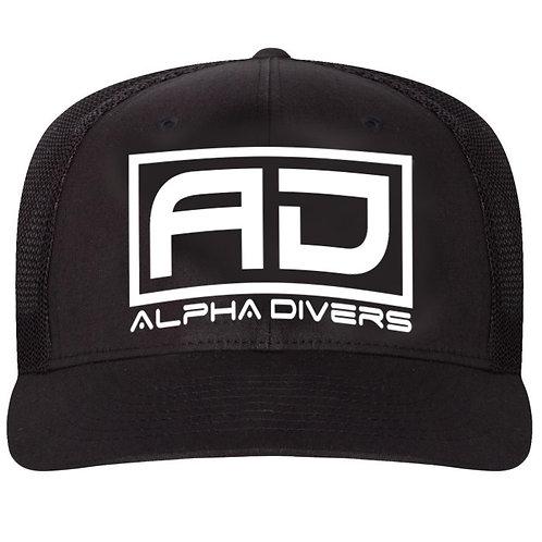 AD Trucker style hat