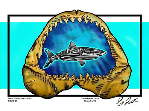 Shark Jaws - Danny