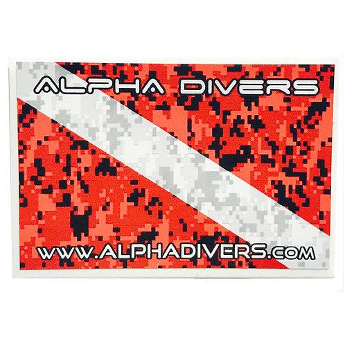 Digi Dive Flag