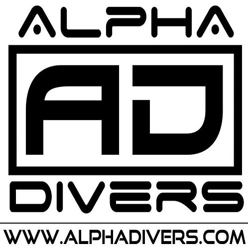 AD logo sticker