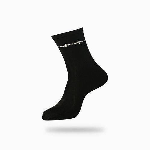 Lycra Sock Black