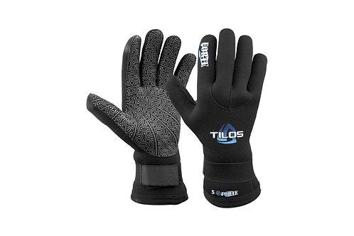 5mm Forte Titanium Touch Fastener Gloves