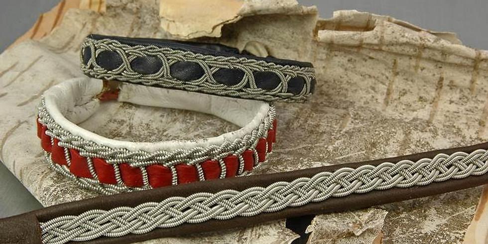 Class - Sami Inspired Bracelet (Fancy Variations)