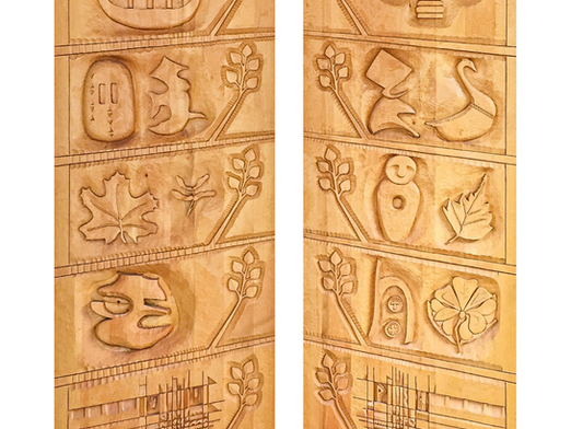 The Story Behind the Nordia House Doors