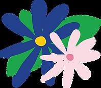 Midsummer Flower graphic