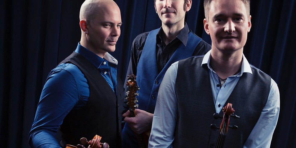 CANCELED Concert - Nordic Fiddlers Bloc