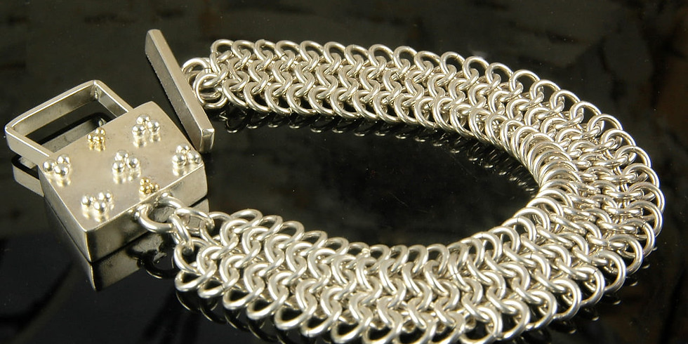 Class - Viking Chainmaille Bracelet