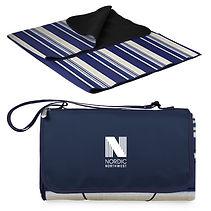 Nordic Northwest 3in high - Blanket Tote