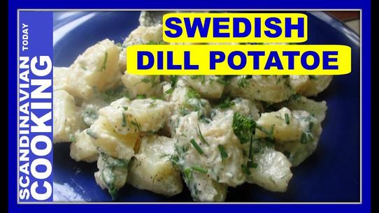 Swedish Dill Potato Salad