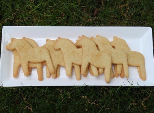 Grandma Nielsen's Sugar Cookies -Midsummer edition