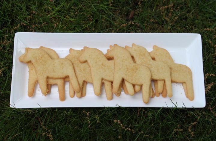 Grandma Nielsen's Sugar Cookies Recipe - Midsummer Edition