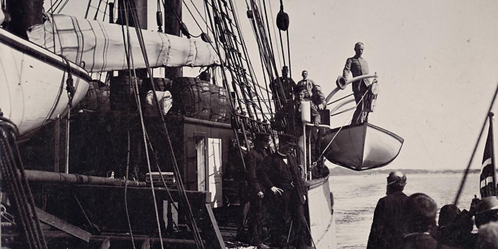 POSTPONED - Storytelling - Nansen of the North