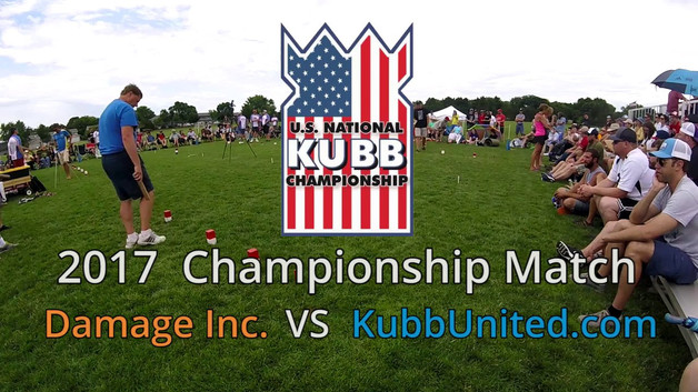 Kubb 2017 Championship
