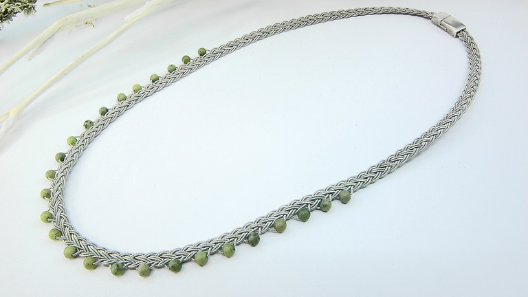 SOLD OUT - Jewelry Making Workshop - Sami Inspired Beaded Necklace