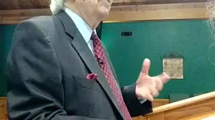Pastor Charles  May 3rd, 2020