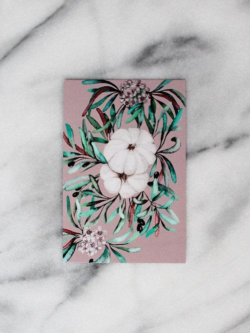 Pumpkins & Olives - Postcard