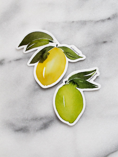 Citrus - Stickers