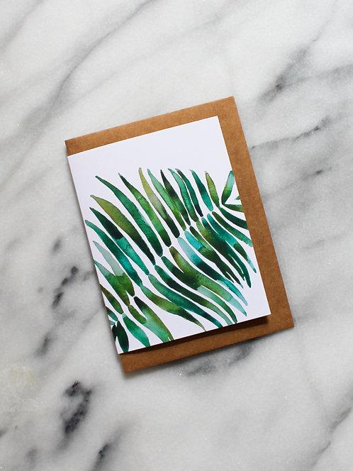 Botanical - Card