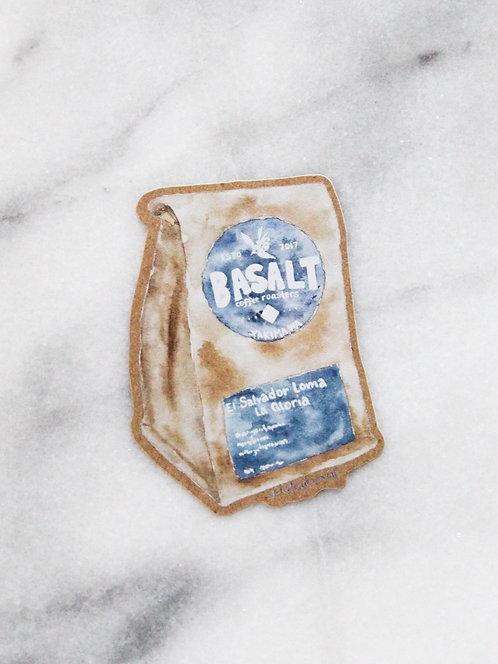 Basalt Coffee - Sticker
