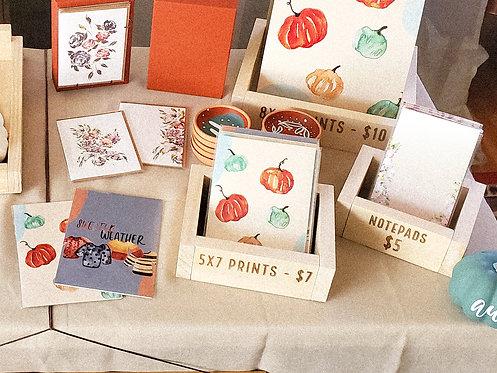 Pumpkins - Print