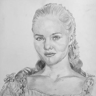 Holiday Grainger as Lucrezia Borgia