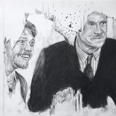 Rupert Grint & Bill Nighy in Wild Target