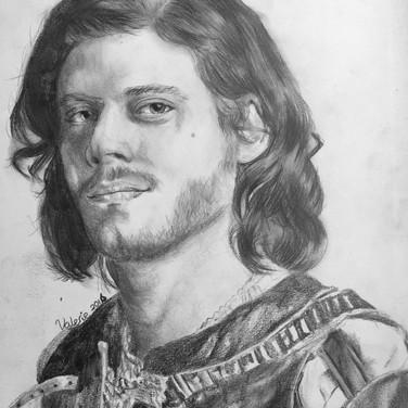 Francois Arnaud as Cesare Borgia