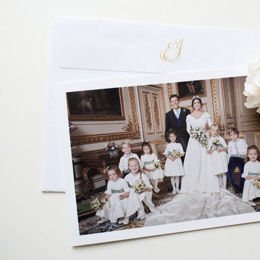 2018 - Eugenie & Jack Wedding