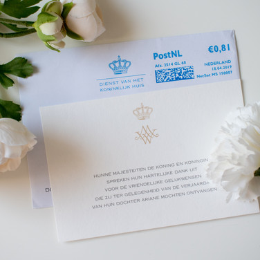 2019 - Prinses Ariane Birthday